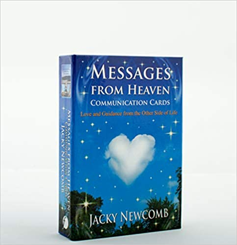 Messages From Heaven Communication Cards: Love & Guidance from the Other Side of Life (Book and Card Set) by Jacky Newcomb (Author)