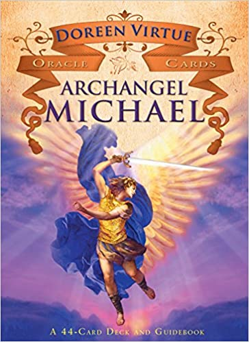 Archangel Michael Oracle Cards by Doreen Virtue PhD (Author)